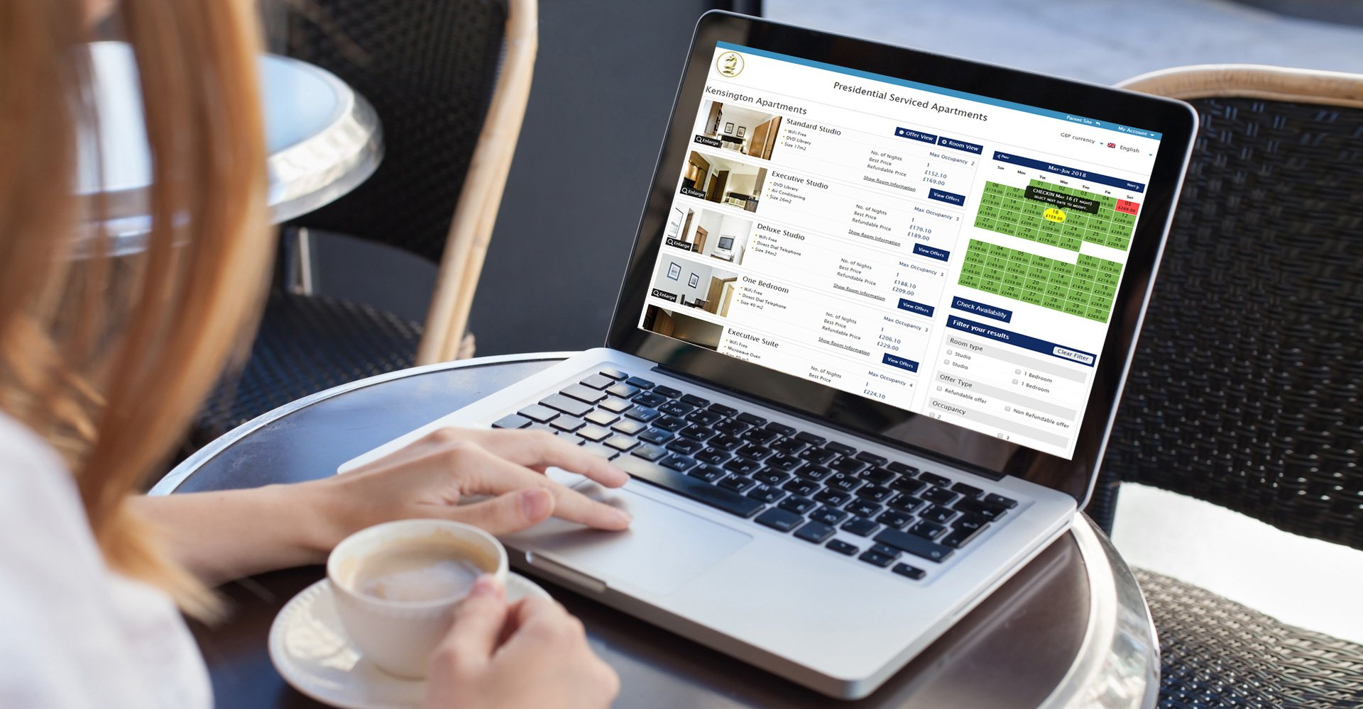 POWERFUL TOOLS ONLINE BOOKING SYSTEM